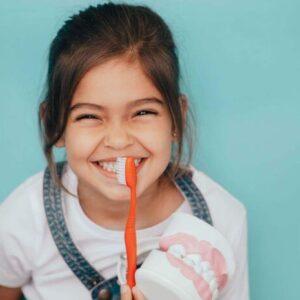 اولین مراحل رشد دندان کودک