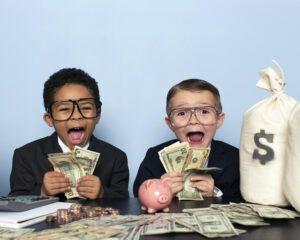 چگونه می توان کودک خود را کارآفرین بار آمورد؟