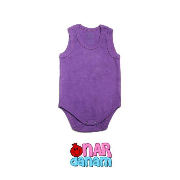 بادی نوزادی دخترانه MiniRopa سایز 0 تا 3 ماه
