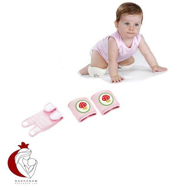 زانوبند نوزادی baby jem مناسب برای 6 ماه تا 14 ماه