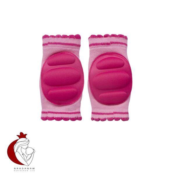 زانوبند نوزادی اسفنج دار Sevi babe مناسب برای 6 تا 14 ماه