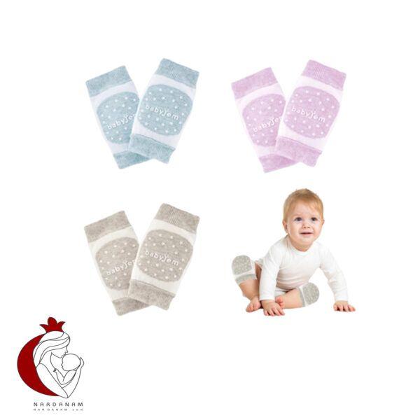 زانوبند نوزادی Baby jem سایز 8 در 15 سانتی