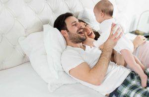 تغییرات اساسی در زندگی بعد از تولد فرزند