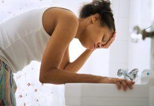 تهوع بارداری یا بیماری صبحگاهی